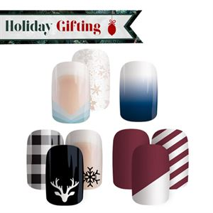 Picture of Holiday Gel Strips - Buy 3, Get 1 Free